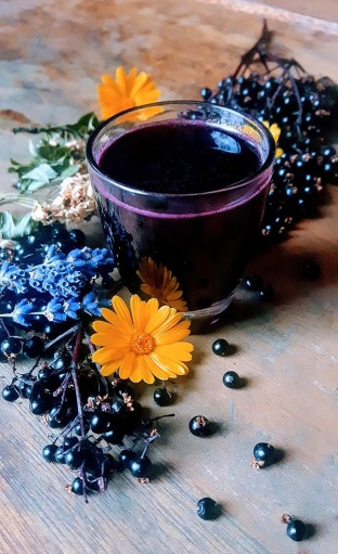 chakra balancing tonic elixir